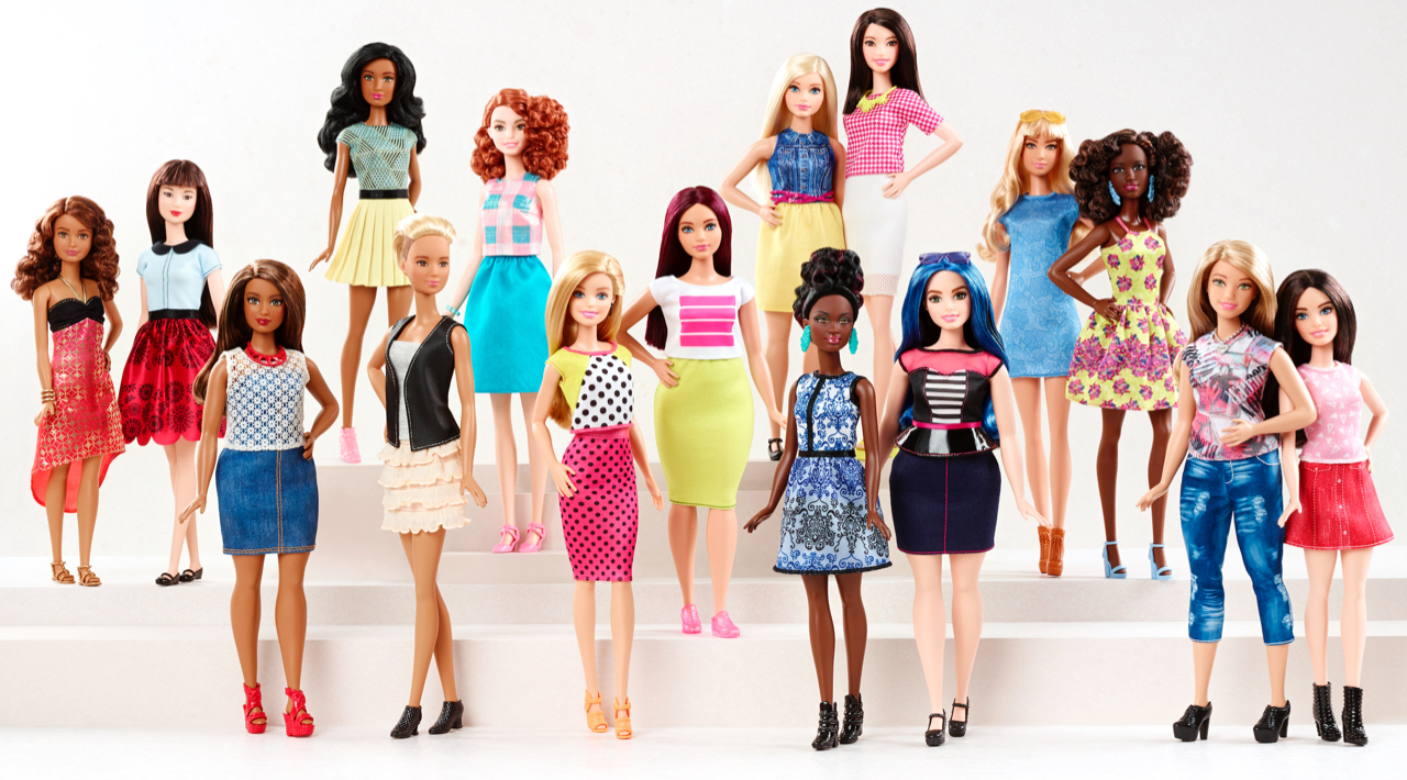 Barbie hakkında karikatürler: Liste