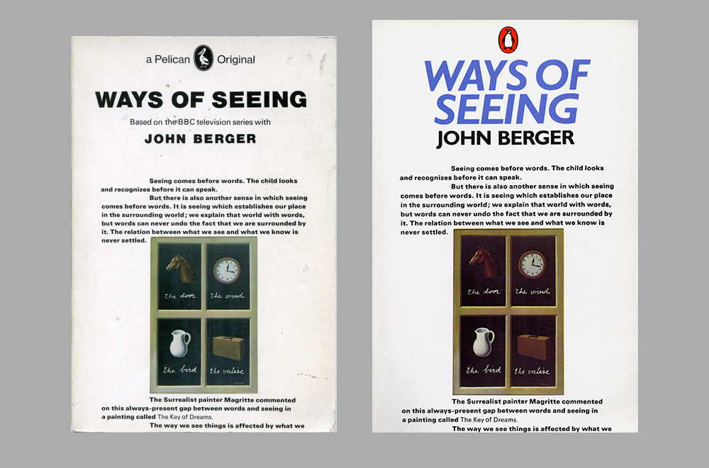 the view of women in john bergers ways of seeing At the opening of ways of seeing' john berger notes that the cultural presence of the woman is still very much different from that of the man berger argues that a man's presence in the world is all about is potency and is related to what he can do, power and.